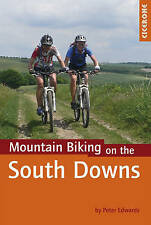 NEW Mountain Biking on the South Downs by Peter Edwards