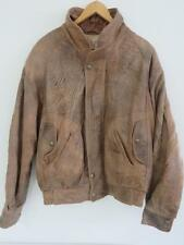 Leather 1980s Vintage Clothing for Men