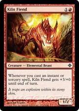 KILN FIEND Rise of the Eldrazi MTG Red Creature — Elemental Beast Com