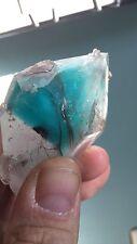Ajoite Included Quartz, Messina Mine, South Africa