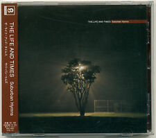 "THE LIFE AND TIMES ""Suburban Hymns +1""; CD 2005 Stiff Slack Records japan import"