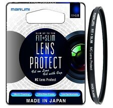 Marumi 72mm Fit + Slim MC Lens Protect Multi-Coated Filter - FTS72LPRO