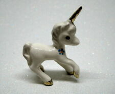 Hagen Renaker miniature made in America Unicorn Baby style one