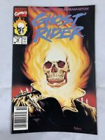 Ghost Rider #18 Marvel Comics, Newsstand, October 1991