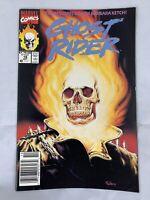Ghost Rider #18 Marvel Comics, Newsstand, October 1991