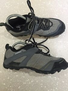 Shimano MT23 SPD cycling shoes size 40