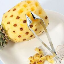 Kitchen Gadgets Scooper Corer Peeler Tools Clip Pineapple Cutter Slicer