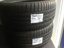 2X PAIR EVENT WL905 225/45R/17 USED TYRES APPROX 4/5mm TREAD #1129A #1144B