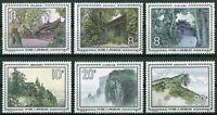 VR China Nr. 1978 - 1983 ** T.100 MNH postfrisch Landschaften 1984