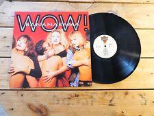BANANARAMA WOW LP 33T VINYLE EX COVER EX ORIGINAL 1987