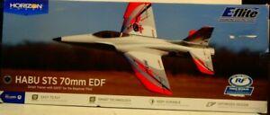 E-Flite Habu STS 70mm EDF Smart Jet RTF with SAFE EFL01500
