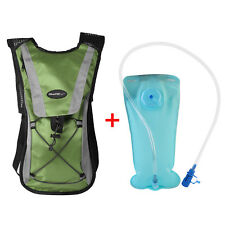 Outdoor Sporting Backpack 2L Water Bladder Bag Hydration Packs Hiking Camping