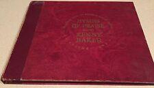 👋L👀K: Christian Science KENART-78rpm:4-RecordAlbum-HYMNS OF PRAISE,Kenny Baker