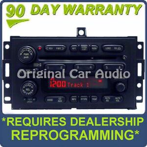 PONTIAC Grand Prix Radio 6 Disc Changer CD Player 10365415 Receiver Stereo OEM
