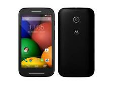 MOTOROLA MOTO E(XT1022) 4GB Black (Pre-owned) Scratches+3 Months Seller Warranty