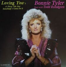 Bonnie Tyler - Loving You's A Dirty Job But Somebody's Gotta Do It - Vinyl 45T