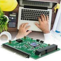 mSATA Mini PCI-E SSD to 44 Pin IDE Adapter Converter IDE 2.5 HDD 5V as Inch I7F2