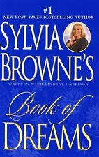 Book of Dreams by Sylvia Browne, Lindsay Harrison