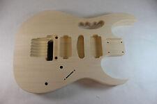 Unfinished Basswood Strat-o-Jem -Fits Fender Stratocaster Necks- OFR-STJM002
