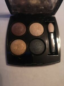 Chanel Reflets d'Ombre 94 Eyeshadow Quad Palette Discontinued