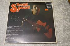 New Sealed SERGIO BRUNI: Bruni Special LP Sealed Oldies