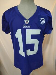 Official Los Angeles Rams Training Camp Jersey and Pants
