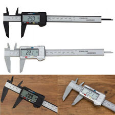 Digital Elektronisch Messschieber 0-300MM Mikrometer Schieblehre Vernier Caliper