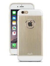 Moshi iGlaze Armour Slim Metallic Cover Case For iPhone 6 & 6S - Gold