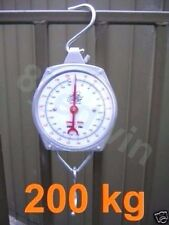 Quality Mechanical Hanging Metal Scale up to 200 kg (440 lb) - Cushioning Packed