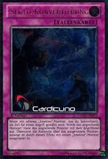 Sekto-Konvertierung, DE 1. Auflage, Ultimate Rare, Yugioh!