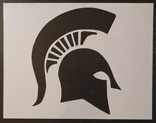 Spartan Spartans Helmet Michigan State 11