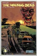THE WALKING DEAD #170 LIMITED DF EXCLUSIVE COVER SIGNED & REMARKED BY KEN HAESER