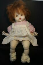 HORSMAN -Baby DOll - Auburn Hair - Brown O/C Eyes - Cloth Body 18""