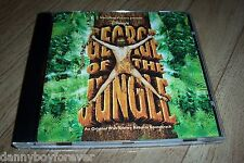 George of the Jungle CD Soundtrack Walt Disney Johnny Clegg & Savuka Weird Al