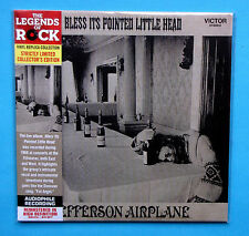 Jefferson Airplane , Bless Its Pointed Little Head  ( CD_Remastered )