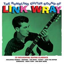 Link Wray-los mugidos Guitarra Sonido de Gatefold 180g Vinilo (2LP) Nuevo/Sellado