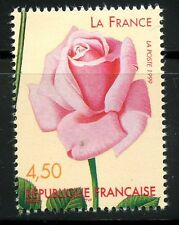 STAMP / TIMBRE FRANCE NEUF N° 3250 ** FLORE / ROSE