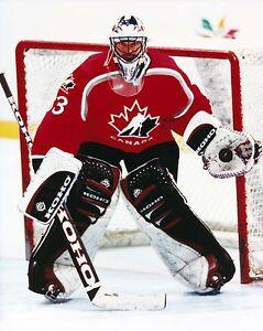 Patrick Roy - Team Canada, 8x10 Color Photo