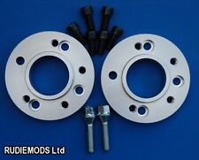 Renault 4x100 to VW AUDI SEAT SKODA 5x100  Car Wheel PCD adaptors 1 PAIR