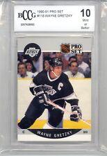 1990 Pro Set Wayne Gretzky  HOF (#118) BCCG10 BCCG