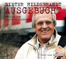 Ausgebucht: Ungekürzte Lesung von Hildebrandt, Dieter