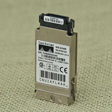 4x Cisco WS-G5486 1000Base-LX GBIC Gigabit Transceiver Module GLC-LX 30-0703-01