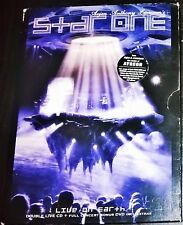 DVD METAL STAR ONE - LIVE ON EARTH (2003) 1DVD+2CD AYREON LUCASSEN HOLLANDE