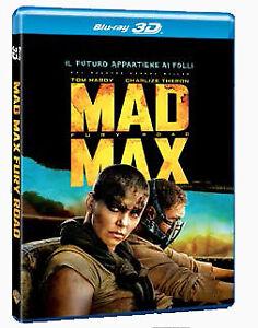 Mad Max - Fury Road (3D) (Blu-Ray 3D) 1000545903 WARNER HOME VIDEO