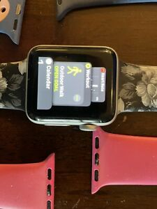 Apple Watch Series 2 38mm + 3 Additional Bands