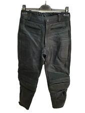 American USA jeans pantalone uomo men tg 44 moto motociclista bikers leather
