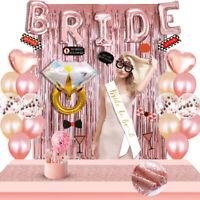 Bride To Be Folien Luftballon Banner Hochzeit JGA Junggesellinnenabschied Deko