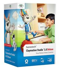 Claymation Studio 3.0 Deluxe *Brand New Sealed*