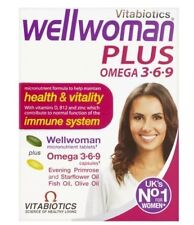 Vitabiotics woman Plus Omega 3.6.9 56 tablets/capsules