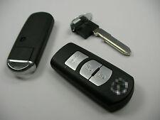 Mazda 2 3 5 6 cx-7 rx-8 bt50 cx-5 cx-9 control remoto clave teclas Remote Key